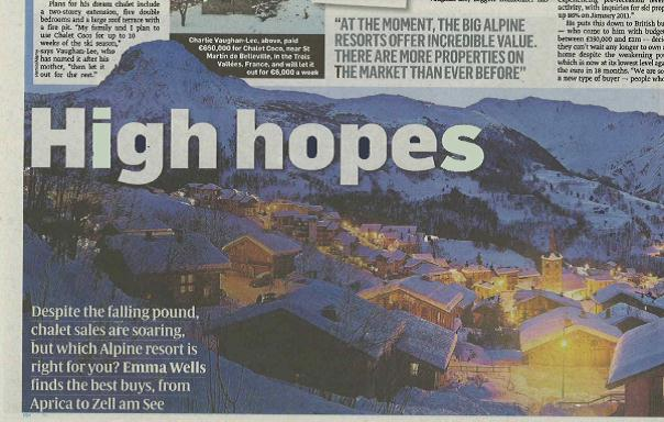 Sunday Times - High Hopes