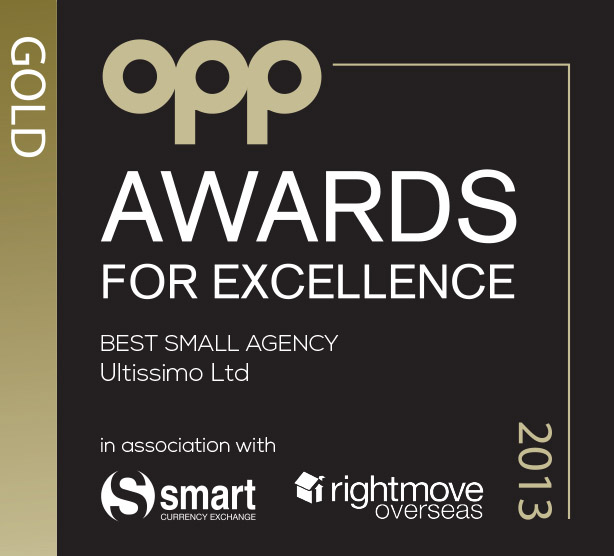 Best Small Agency 2013 Award