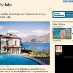 The Financial Times – Secrets of the Lake