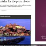Two Countries for the price of one