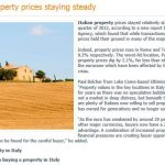 Place in the Sun – Italian Property Prices Staying Steady