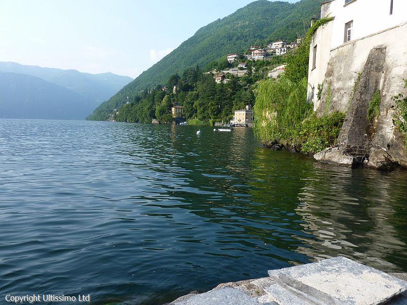 Lake Como still