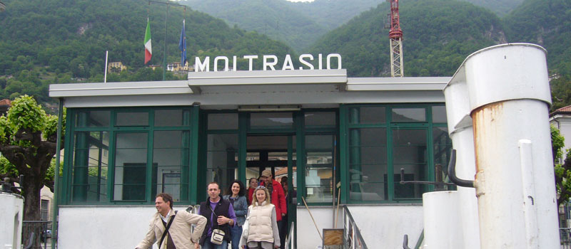 Moltrasio Ferry Crossing Lake Como