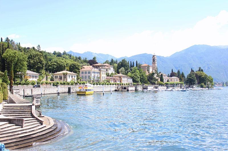 The beauty of Lake Como
