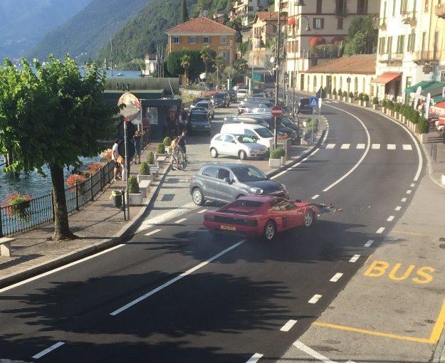 Netflix Murder Mystery Argegno Ferrari Crash 2