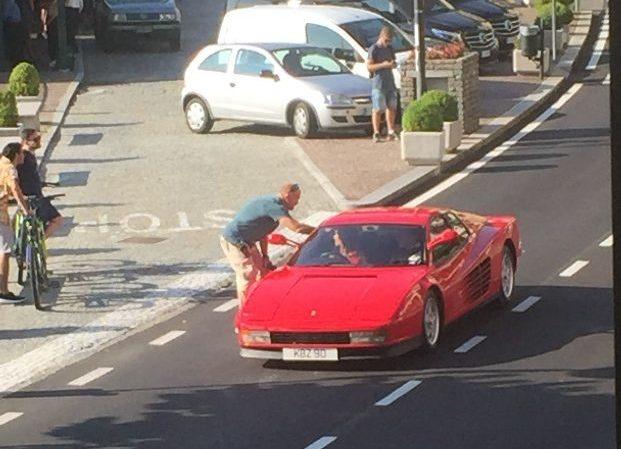 Netflix Murder Mystery Argegno Ferrari