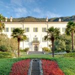 Villa Passalacqua on Lake Como goes under the hammer